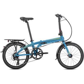 "tern Link C8 Folding Bike 20"" blue"